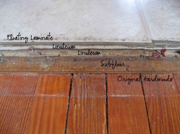 types of linoleum flooring