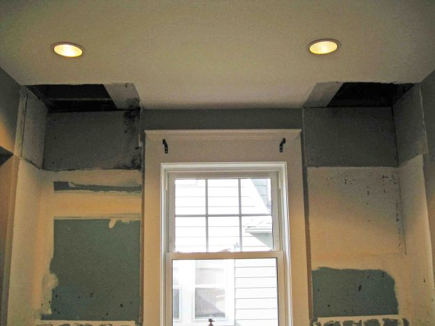 Removing Kitchen Soffits